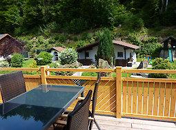 Grillhütte - Pension in Wegscheid